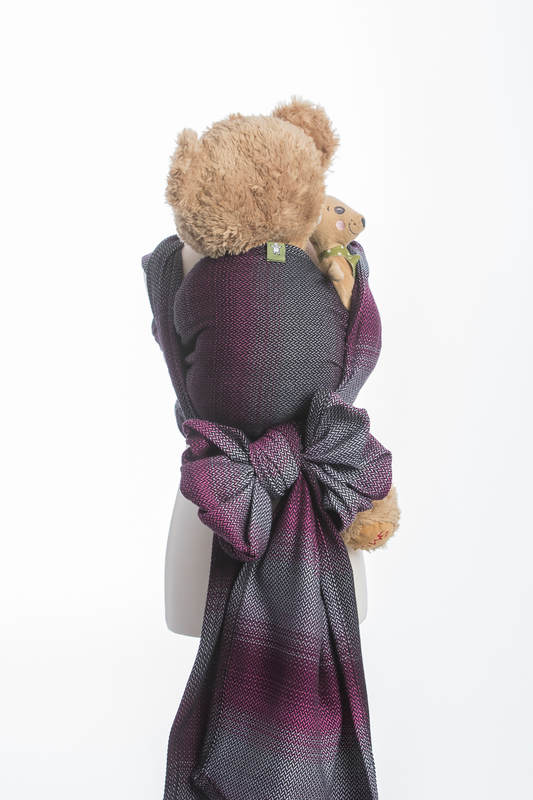 Lenny Lamb - Doll Sling LITTLE HERRINGBONE INSPIRATION