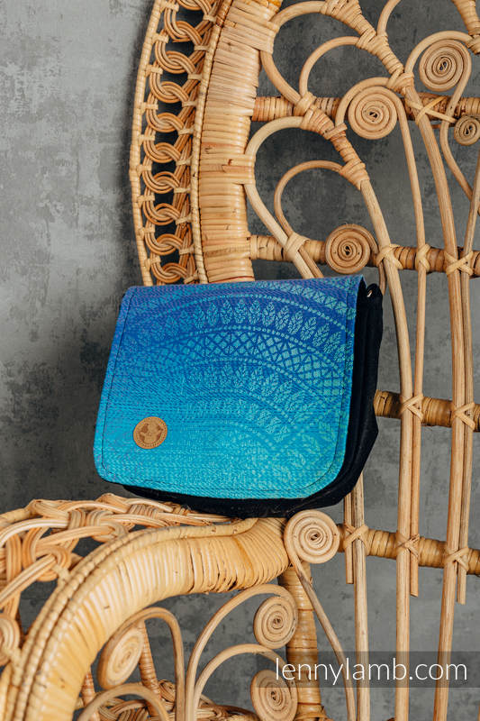 Lenny Lamb - Waist Bag/Bag 2in1 CITY CITY PEACOCK S TAIL FANTASY